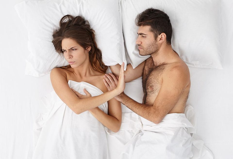 What does Sex Negative mean?