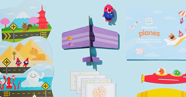 10 Best Subscription Boxes for Kids: Bitsbox, Kiwi Crate, and More