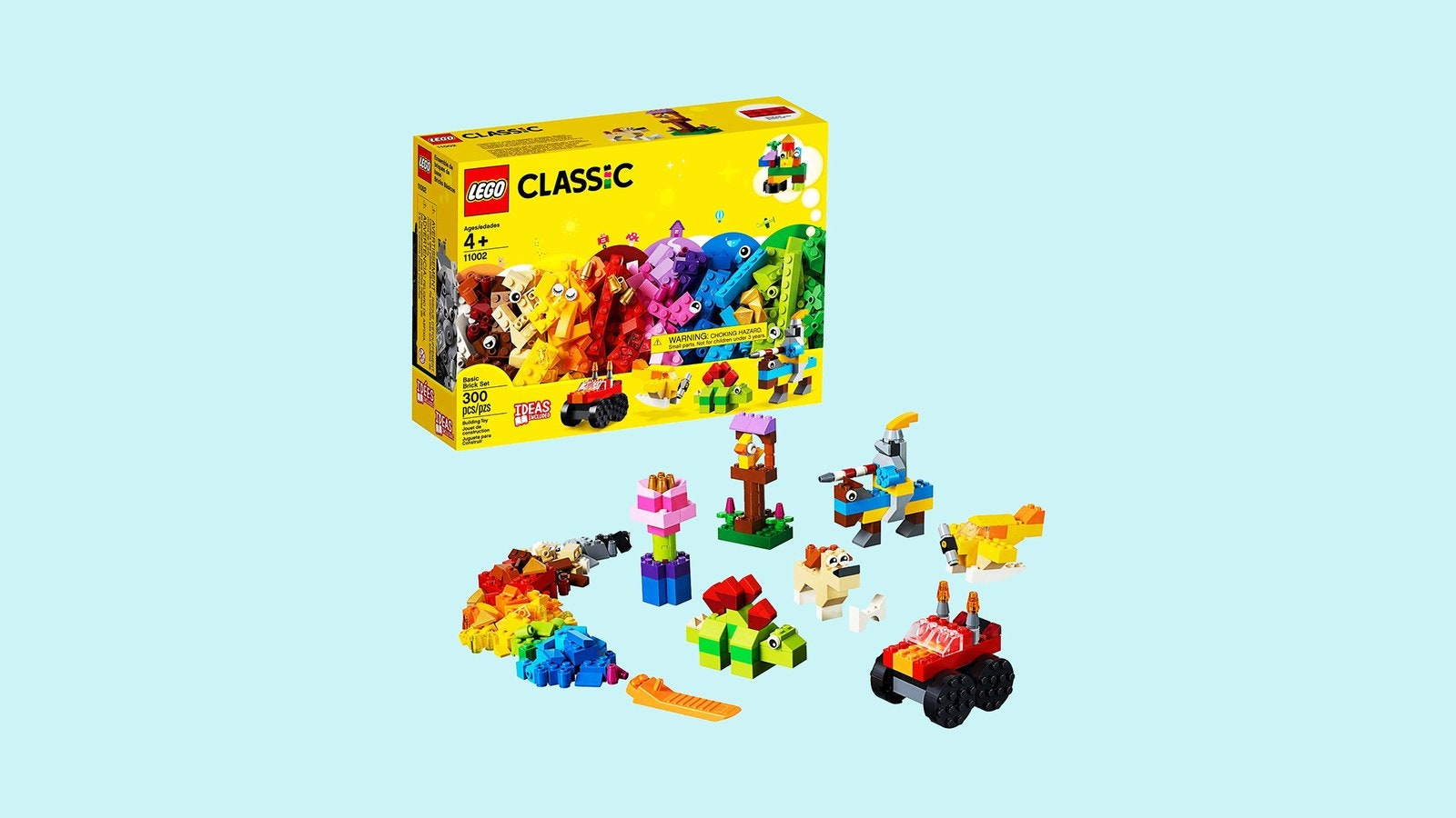 How to Entertain Your Young Children During Quarantine (2020): iPod Touch, Lego, Podcasts