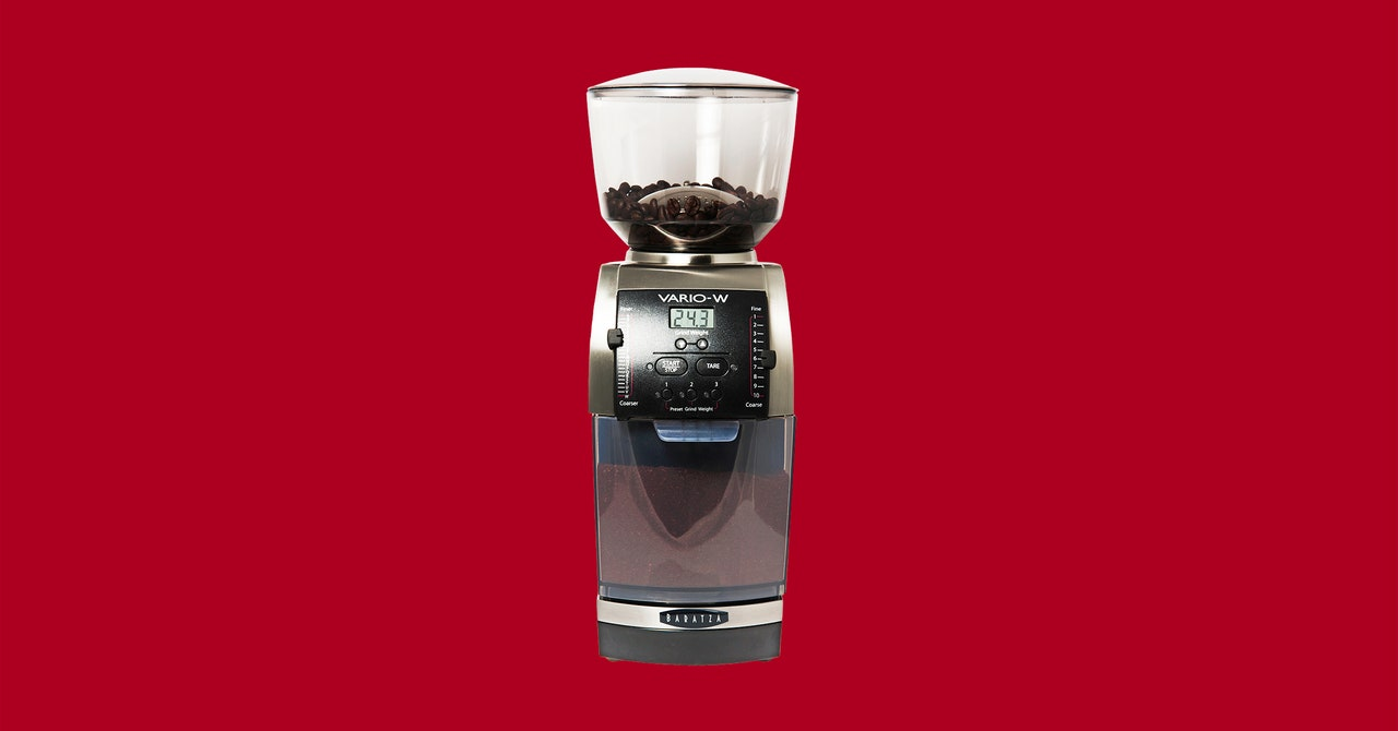 Baratza Vario-W Review: A Grinder for the Serious Coffee Brewer