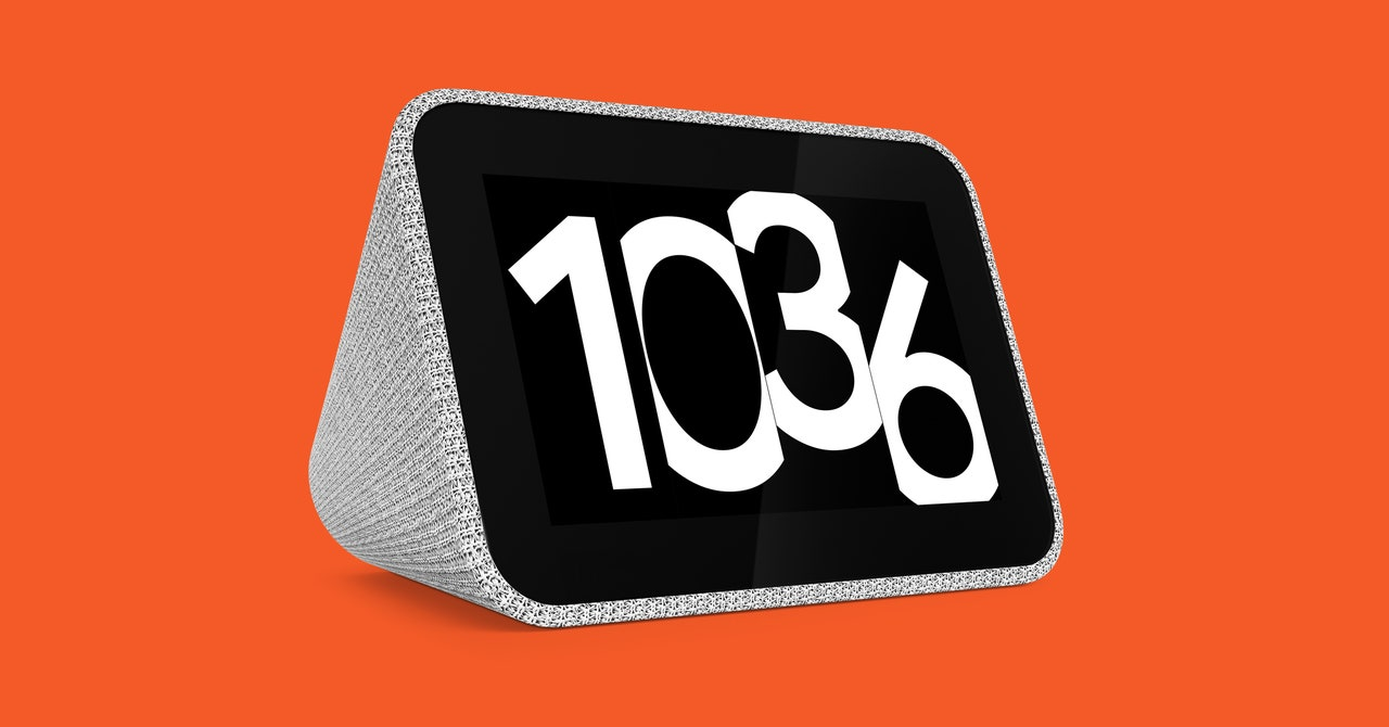 Lenovo Smart Clock Deal: $30 Off Our Fave Nightstand Display