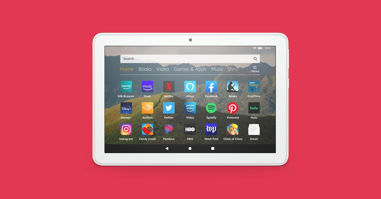 Amazon Fire HD 8 and 8 Plus Review: Unrivaled Value