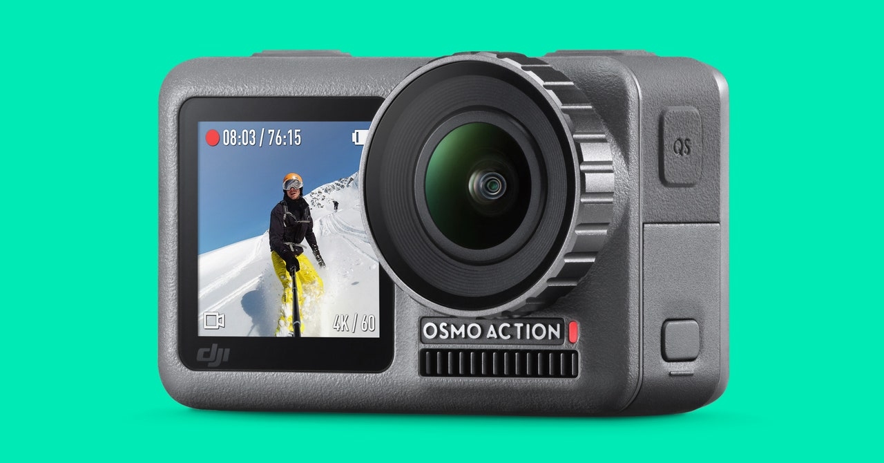 Camera Deal: DJI's Osmo Action Is $100 Off Right Now