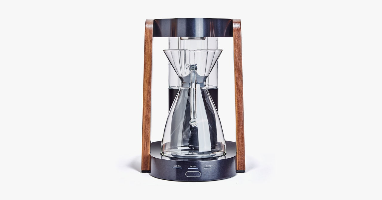 Ratio Eight Coffee Maker Review: A Near-Perfect Chemex-Style Pot