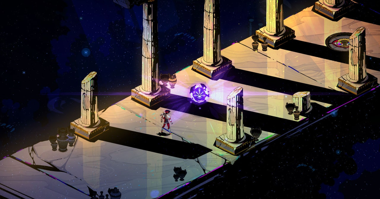 In 'Hades,' the Underworld Is Your Playground