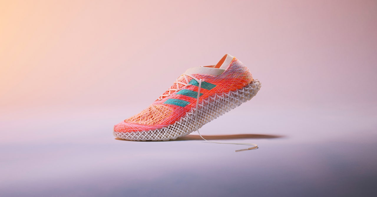 Robots Are Stringing Together These Adidas Running Shoes
