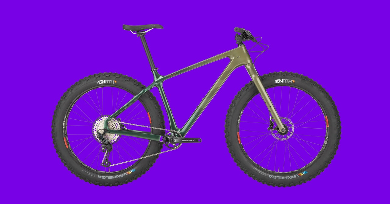Salsa Cycles Beargrease Carbon SLX Review: A Great Fat Bike