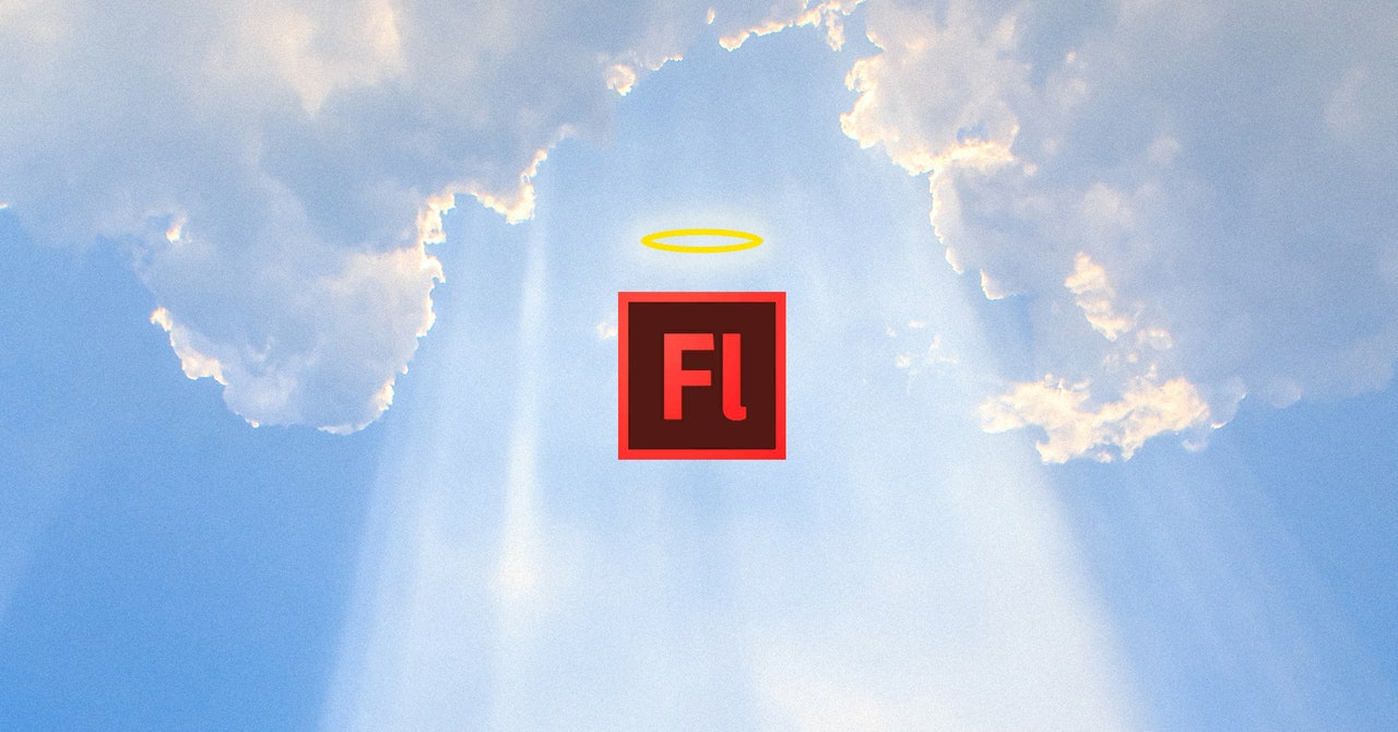 A Farewell to Adobe Flash—and the Messy, Glorious Web