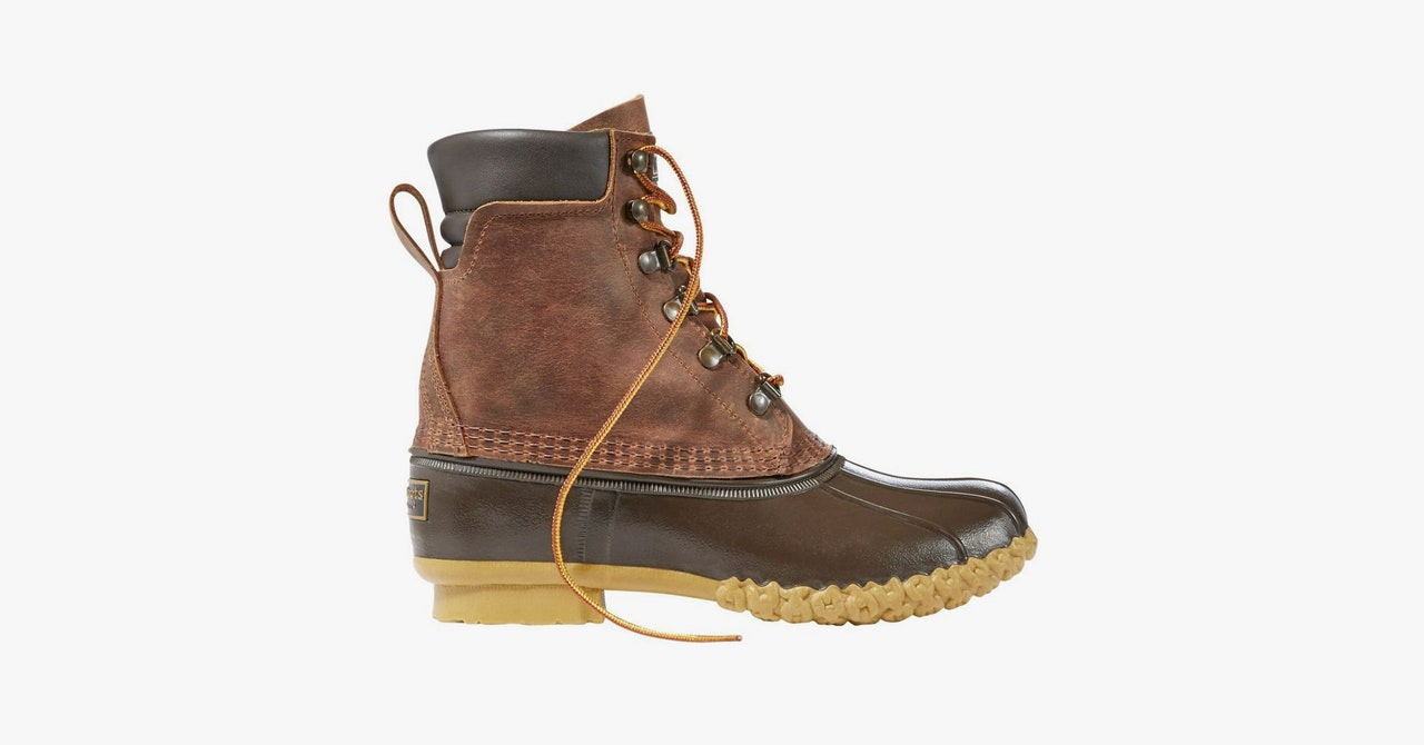 L.L.Bean Boot Deal: Extra-Warm Duck Boots Are $140 Off