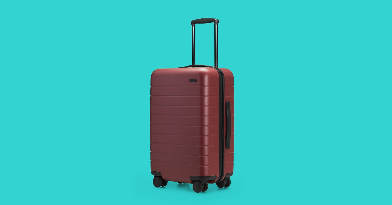Away's Suitcases and Carry-On Bags Are on Sale Now