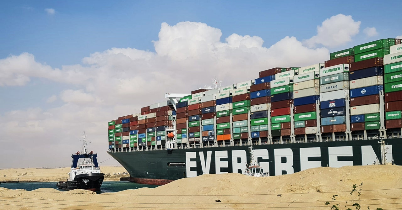 How the Suez Canal Fiasco Could Change Global Shipping