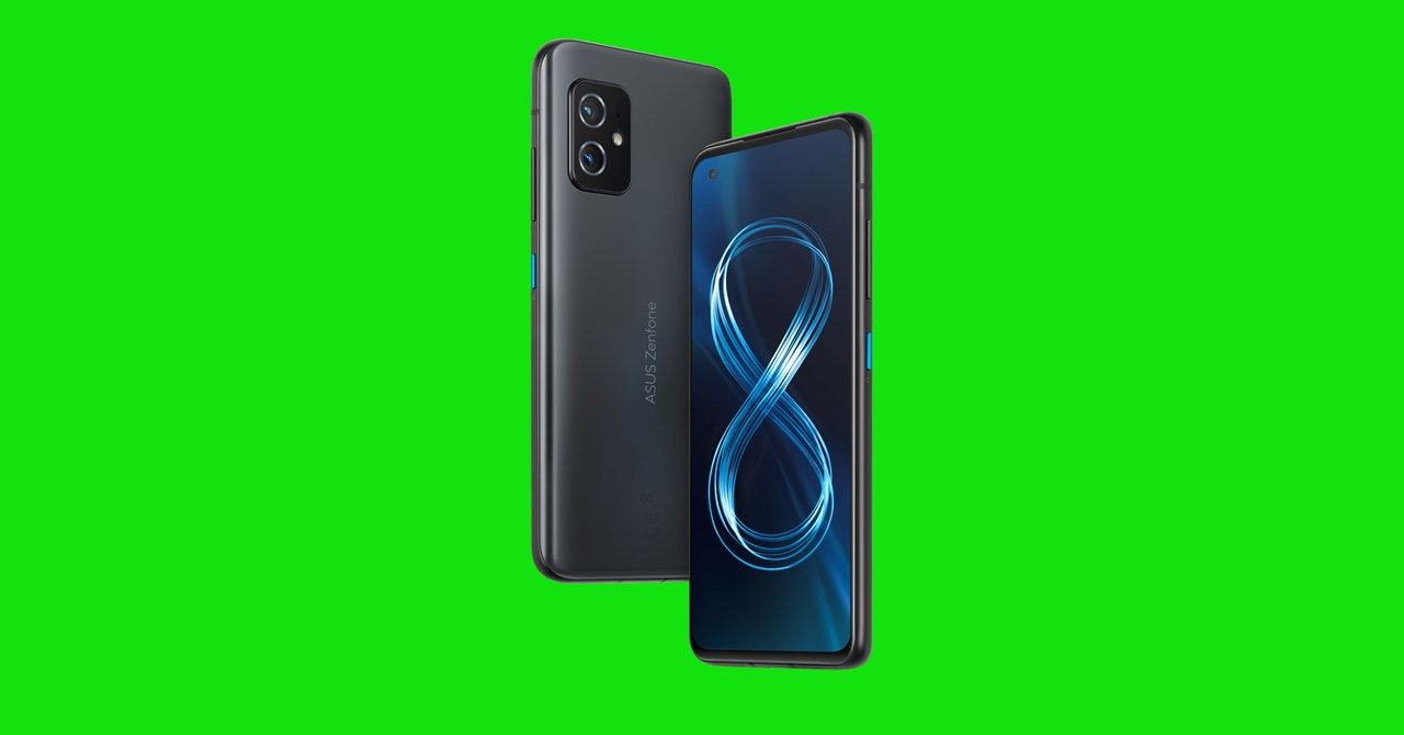 Asus Zenfone 8 Review: Powerful, Small, and Quite Dull