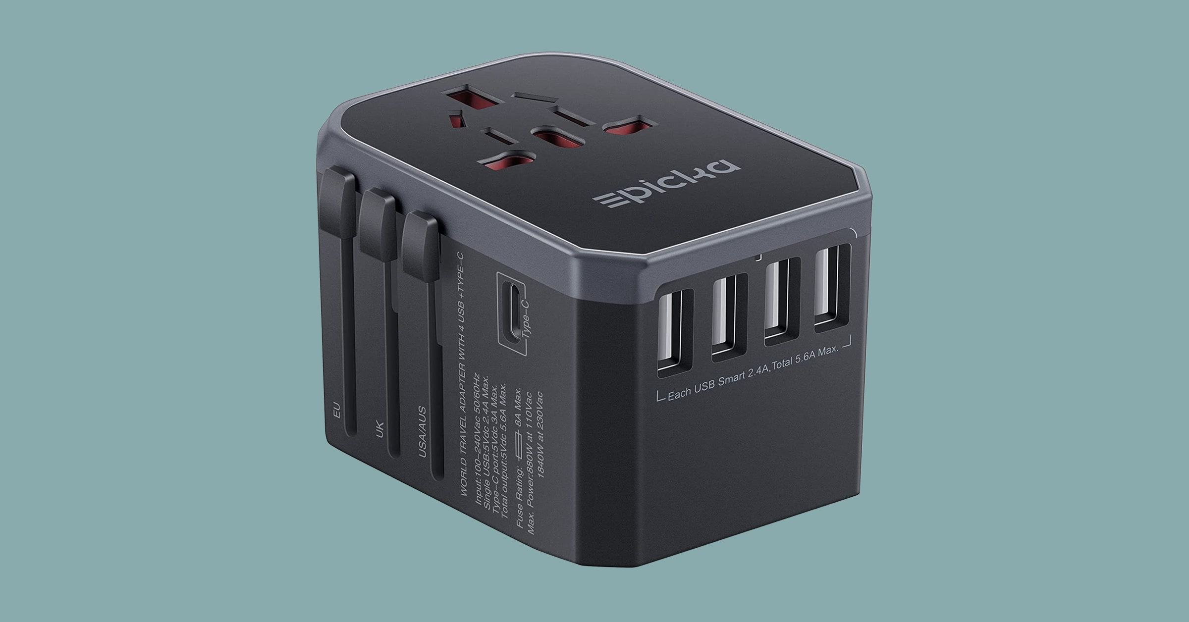 The 4 Best Travel Adapters (2021): Plug and Universal Adapters
