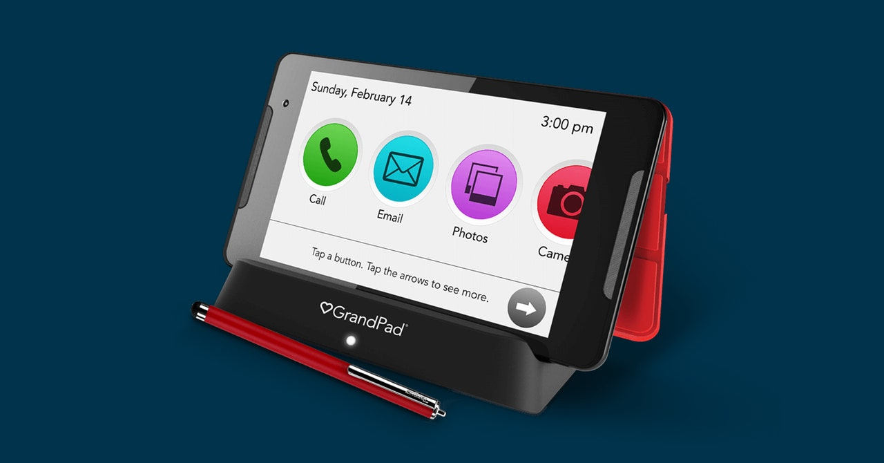 GrandPad Tablet Review: Video Calls, Music, and More for Older Folks