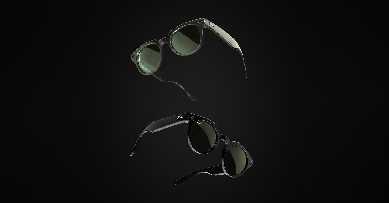 Facebook Ray-Ban Camera Glasses: Price, Details, Release Date