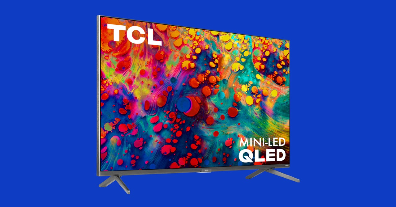 TV Giveaway: 75-Inch TCL 6-Series, WIRED's Top TV