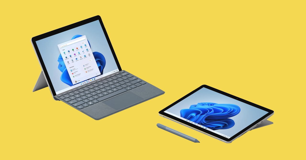 Microsoft Surface Go 3 Review: Battery Buster